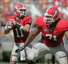 Cordy Glenn 2012 NFL Mock Draft