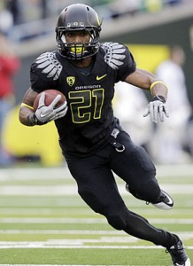LaMichael James 2012 NFL Mock Draft 218x300 LaMichael James | 2012 NFL Mock Draft