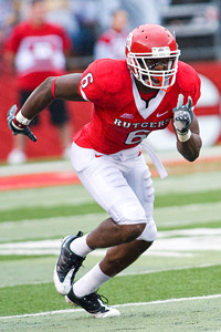 Mohamed Sanu 2012 NFL Mock Draft