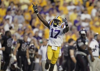 Morris Claiborne 2012 NFL Mock Draft