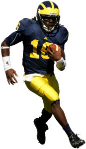 Denard Robinson 173x300 2013 NFL Draft Early Sleepers